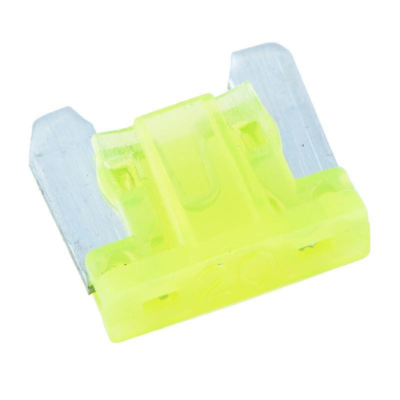 20A Micro Automotive Blade Fuse