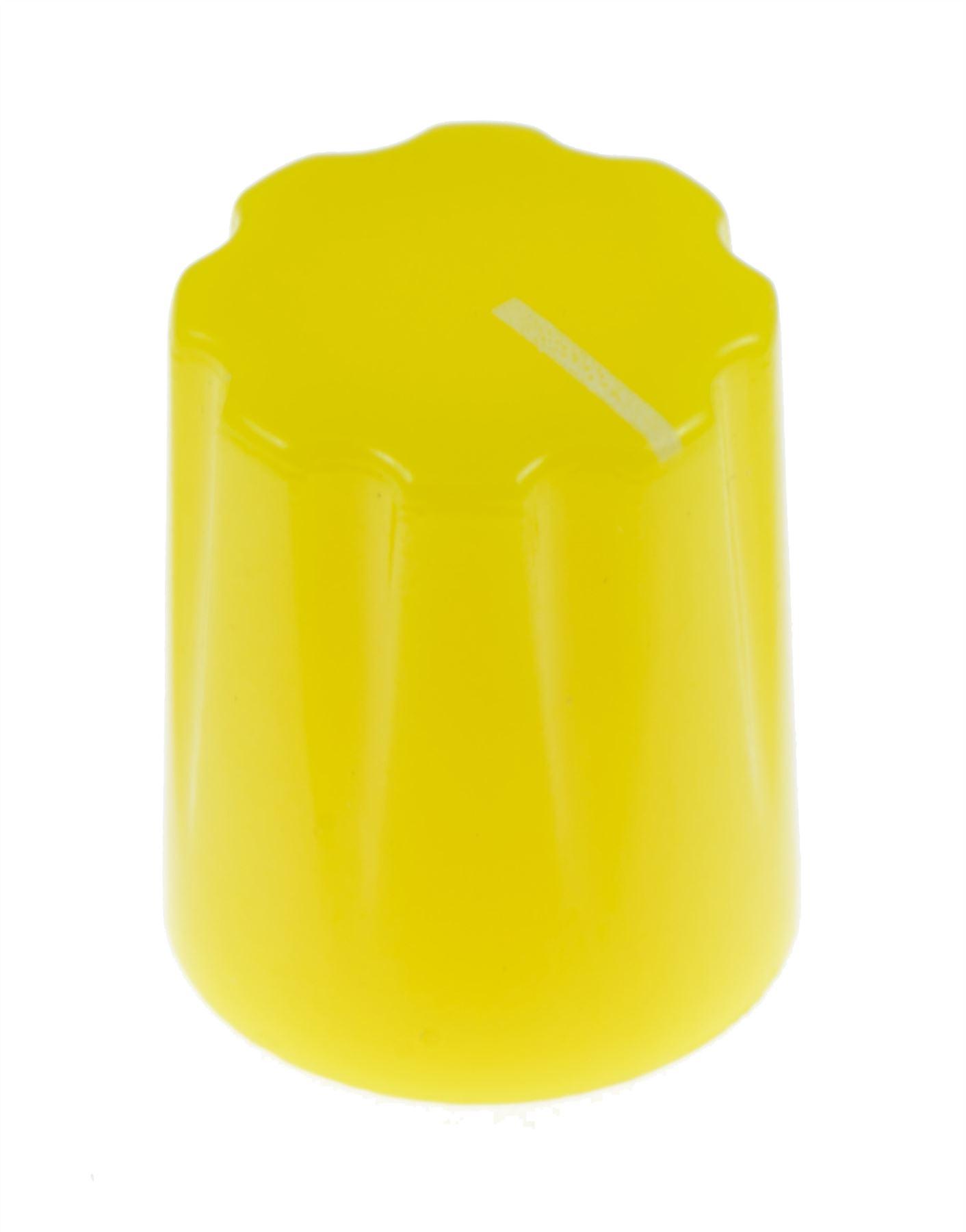 Yellow Davies 1900H Style Knob