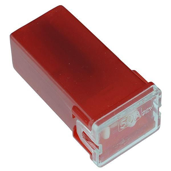 50a Red Cartridge Fuses  Jcase Type